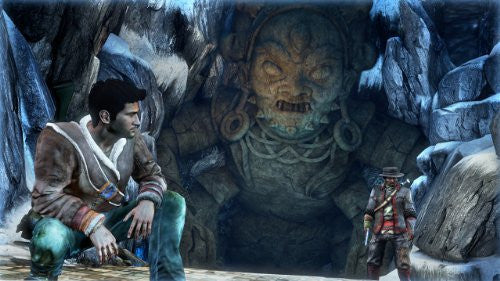 Image 4 for Uncharted 2: Among Thieves / Uncharted: Do ougon Katana to Kie ta Sendan (PlayStation3 the Best)