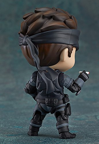 Image 5 for Metal Gear Solid - Solid Snake - Nendoroid #447 (Good Smile Company)