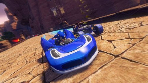 Image 3 for Sonic & All-Stars Racing Transformed