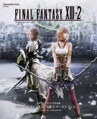 Final Fantasy Xiii 2 World Preview