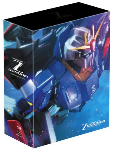 Image 1 for Mobile Suit Z Gundam / Zeta Gundam Memorial Box Part.2 [Limited Pressing]