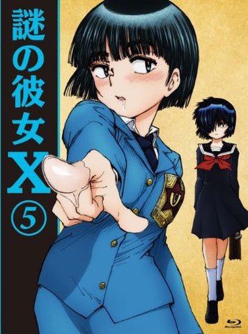 Image for Mysterious Girlfriend X / Nazo No Kanojo X 5 [Blu-ray+CD Limited Pressing]
