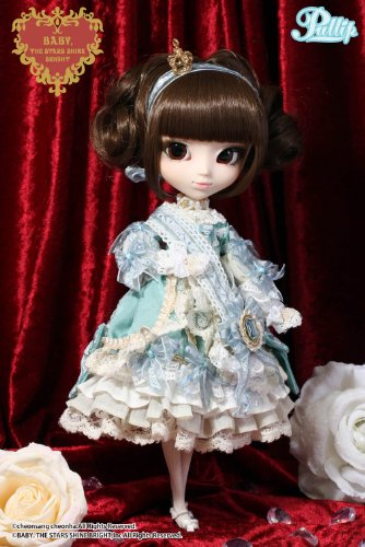 Image 2 for Fukasawa Midori - Pullip P-113 - Pullip (Line) - La robe vert clair - 1/6 (Baby the Stars Shine Bright, Groove)