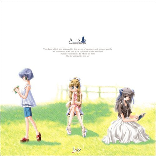 Image 1 for Drama CD AIR Vol.8