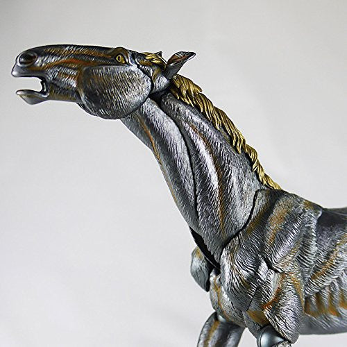 Image 2 for KT Project KT-007 - Revoltech - Horse - Iron Rust (Kaiyodo)