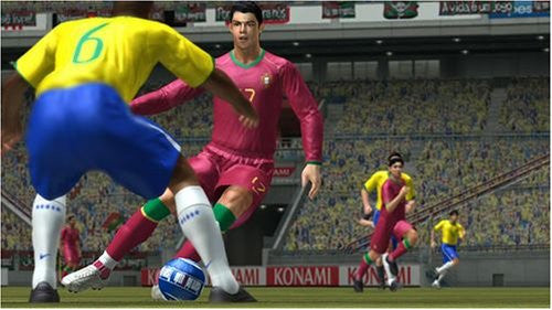 Image 2 for Winning Eleven 2008