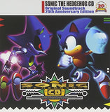 Thumbnail 1 for SONIC THE HEDGEHOG CD Original Soundtrack 20th Anniversary Edition