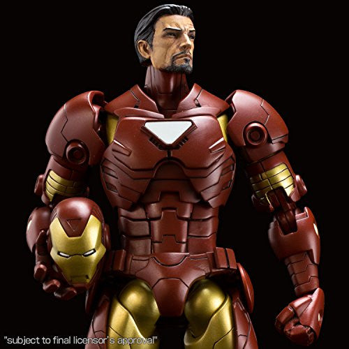 Image 5 for Iron Man - Action Armorize (Sentinel)