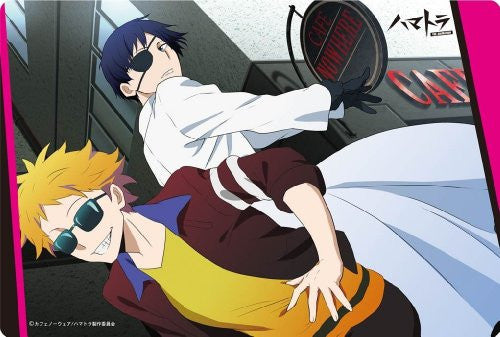 Image 1 for Hamatora - Ratio - Birthday - Mousepad - Large Format Mousepad (Broccoli)