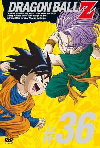 Image for Dragon Ball Z Vol.36