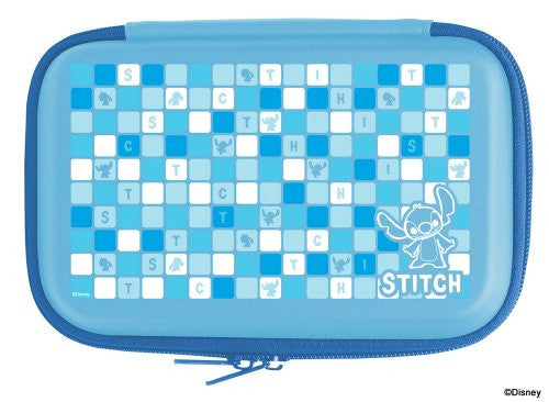 Image 1 for Disney Character Hard Pouch DSi LL/XL (Stitch)