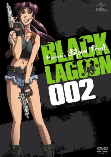 Image 1 for OVA Black Lagoon Roberta's Blood Trail 002