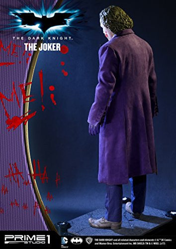 Image 12 for The Dark Knight - Joker - High Definition Museum Masterline Series HDMMDC-01 - 1/2 (Prime 1 Studio)