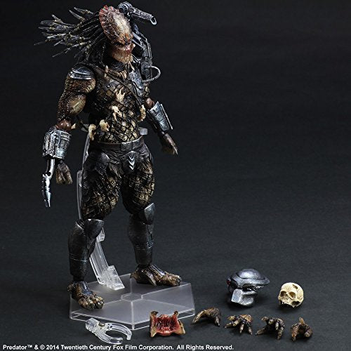 Image 8 for Predator - Play Arts Kai (Square Enix)