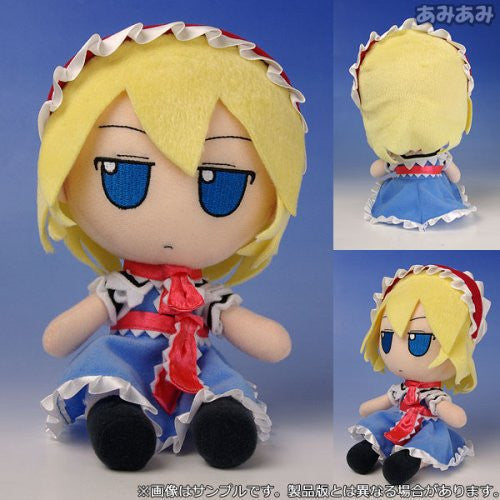 Image 1 for Touhou Project - Alice Margatroid - FumoFumo - Touhou Plush Series 06 (AngelType, Gift)
