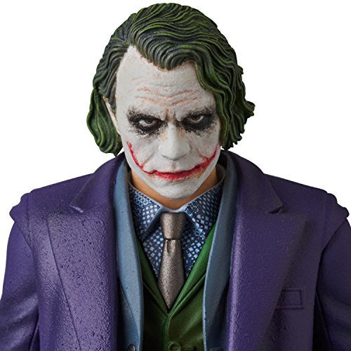 Image 7 for The Dark Knight - Joker - Mafex No.51 - Ver.2.0 (Medicom Toy)