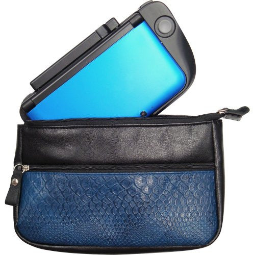 Image 2 for Hunting Pouch for 3DS LL (Dark Blue)
