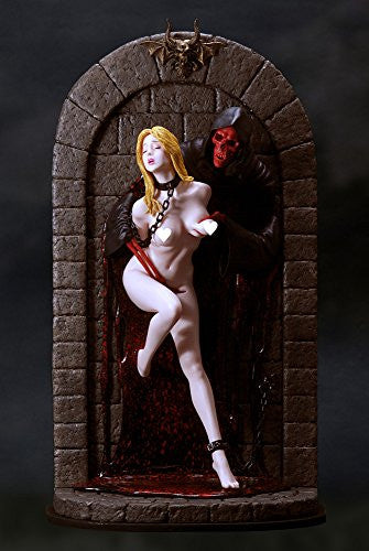 Image 2 for Shungo Yazawa Original Figure Series - Hell Seducer - 1/6 - Blonde ver. (Blackberry)