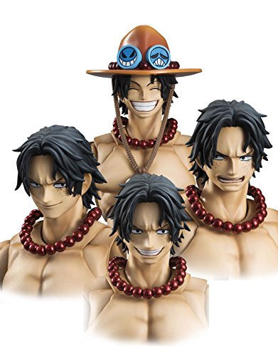 Image 10 for One Piece - Portgas D. Ace - Variable Action Heroes DX - 1/8 (MegaHouse)
