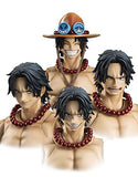 Thumbnail 10 for One Piece - Portgas D. Ace - Variable Action Heroes DX - 1/8 (MegaHouse)