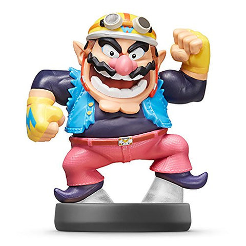Image for amiibo Super Smash Bros. Series Figure (Wario)