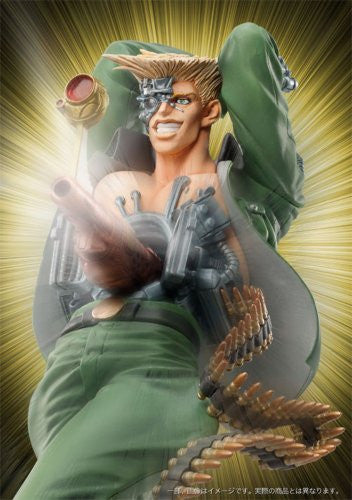Image 2 for Battle Tendency - Jojo no Kimyou na Bouken - Rudol Von Stroheim - Statue Legend #41 (Di molto bene)