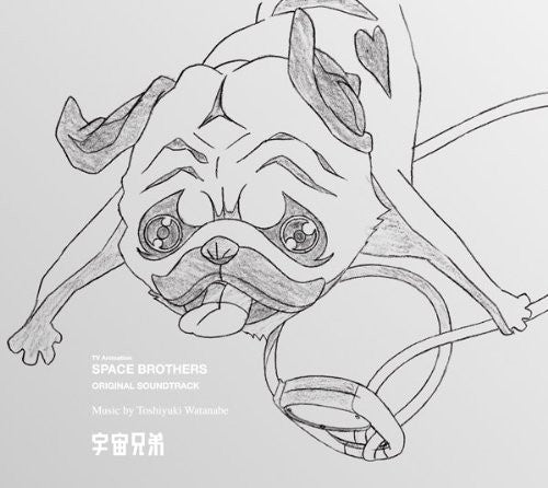 Image 1 for SPACE BROTHERS ORIGINAL SOUNDTRACK