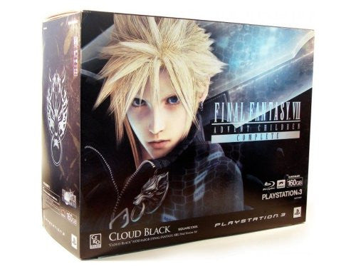 Image 1 for Final Fantasy VII Advent Children Complete [Cloud Black Edition]