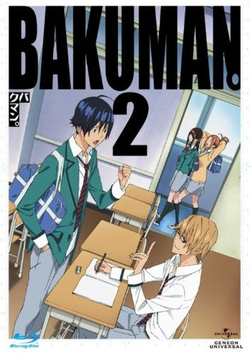 Image 1 for Bakuman 2 [Blu-ray+CD Limited Edition]