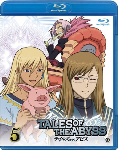 Image for Tales Of The Abyss Vol.5