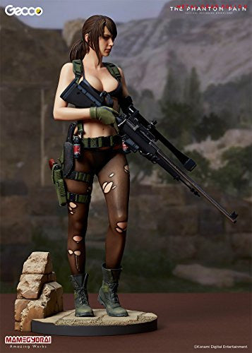 Image 9 for Metal Gear Solid V: The Phantom Pain - Quiet - 1/6 (Gecco)