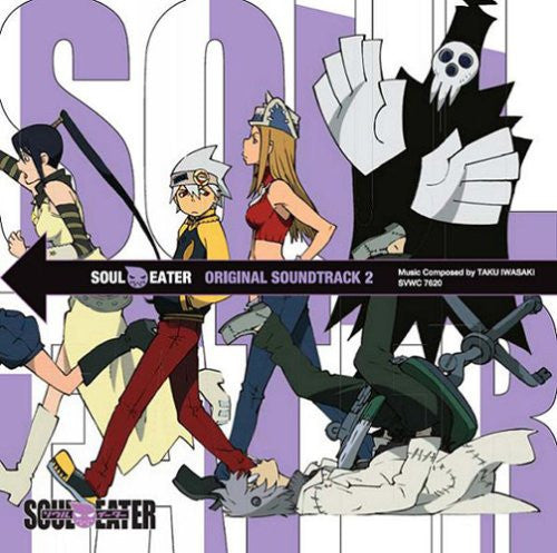 Image 1 for Soul Eater Original Soundtrack 2