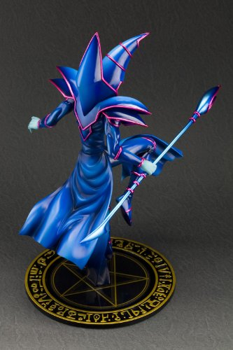 Image 6 for Yu-Gi-Oh! Duel Monsters - Black Magician - ARTFX J - 1/7 (Kotobukiya)