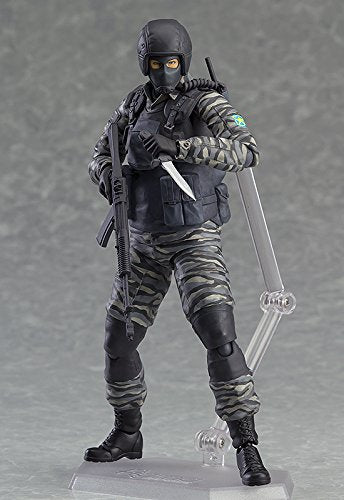 Image 7 for Metal Gear Solid 2: Sons of Liberty - Figma #298 - Gurlukovich Army Soldiers (Max Factory)
