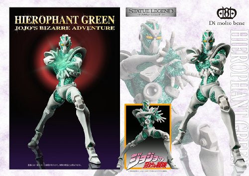 Image 6 for Jojo no Kimyou na Bouken - Stardust Crusaders - Hierophant Green - Statue Legend #46 (Di molto bene)