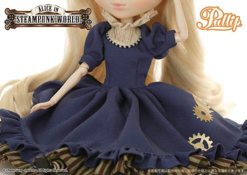 Image 3 for Pullip P-151 - Pullip (Line) - 1/6 - Alice In Steampunk World (Groove)