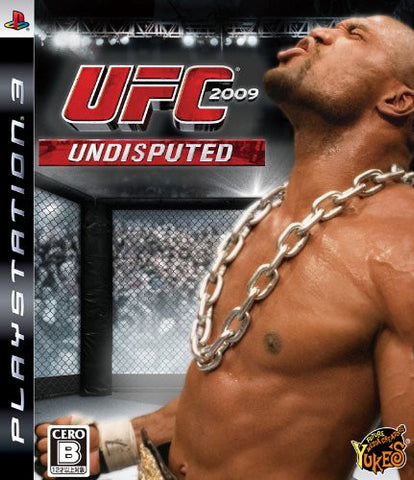 Image for UFC 2009 Undisputed