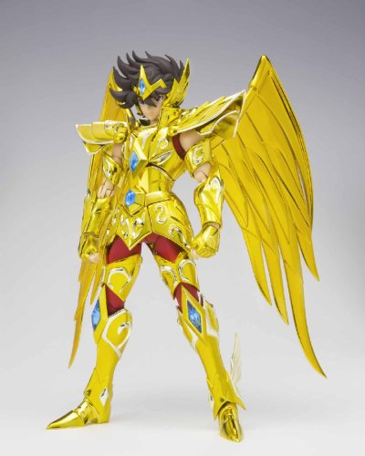 Image 2 for Saint Seiya Omega - Sagittarius Seiya - Saint Cloth Myth - Myth Cloth (Bandai)