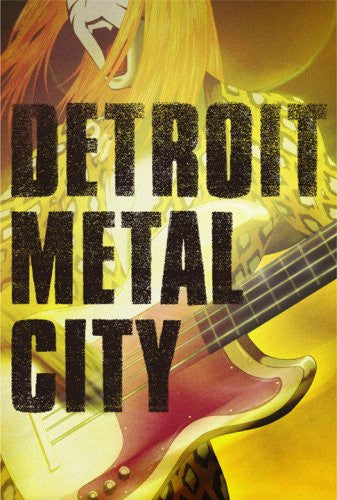 Image 3 for Detroit Metal City DVD Box