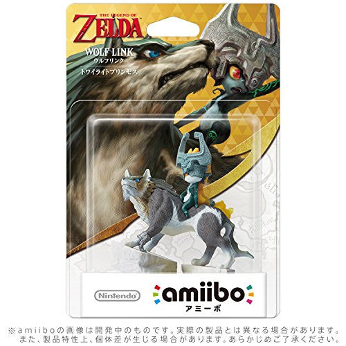 Image 2 for Zelda no Densetsu: Twilight Princess - Midna - Wolf Link - Amiibo (Nintendo)