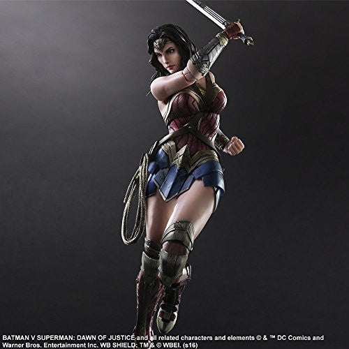 Image 4 for Batman v Superman: Dawn of Justice - Wonder Woman - Play Arts Kai (Square Enix)