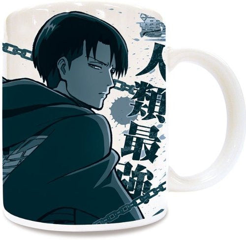 Image 1 for Shingeki no Kyojin - Levi - Mug (Broccoli)