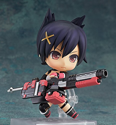 Image 6 for God Eater 2 - Kouzuki Nana - Nendoroid #427 (Good Smile Company)