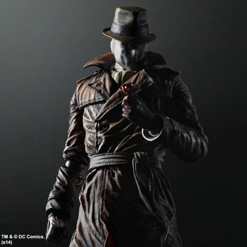 Image 7 for Watchmen - Rorschach - Play Arts Kai (Square Enix)