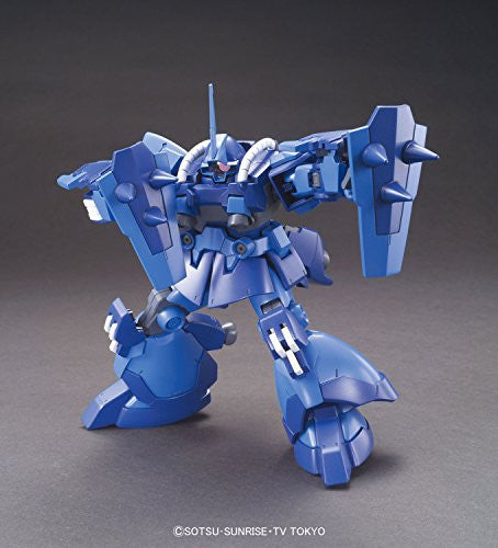 Image 5 for Gundam Build Fighters Try - Dom R35 - HGBF - 1/144 (Bandai)
