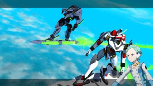 Image 6 for Eureka Seven AO: Jungfrau no Hanabanatachi Game & OVA Hybrid Disc