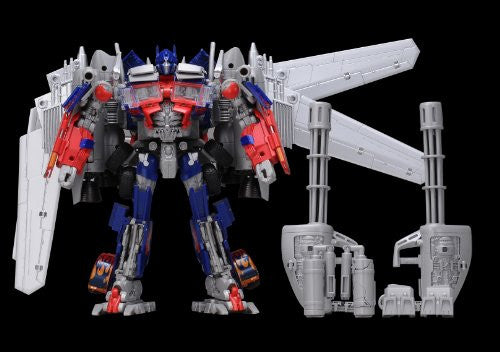 Image 3 for Transformers Darkside Moon - Convoy - Mechtech DA15 - Jet Wing Optimus Prime (Takara Tomy)