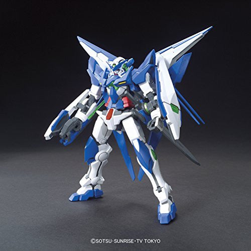 Image 2 for Gundam Build Fighters - PPGN-001 Gundam Amazing Exia - HGBF #016 - 1/144 (Bandai)