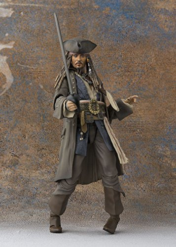 Image 9 for Pirates of the Caribbean: Dead Men Tell No Tales - Jack Sparrow - S.H.Figuarts