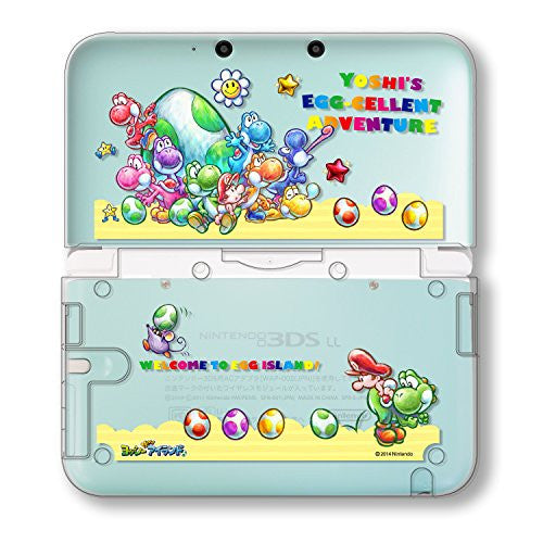 Image 2 for Body Cover for 3DS LL Yoshi's New Island (Type B)